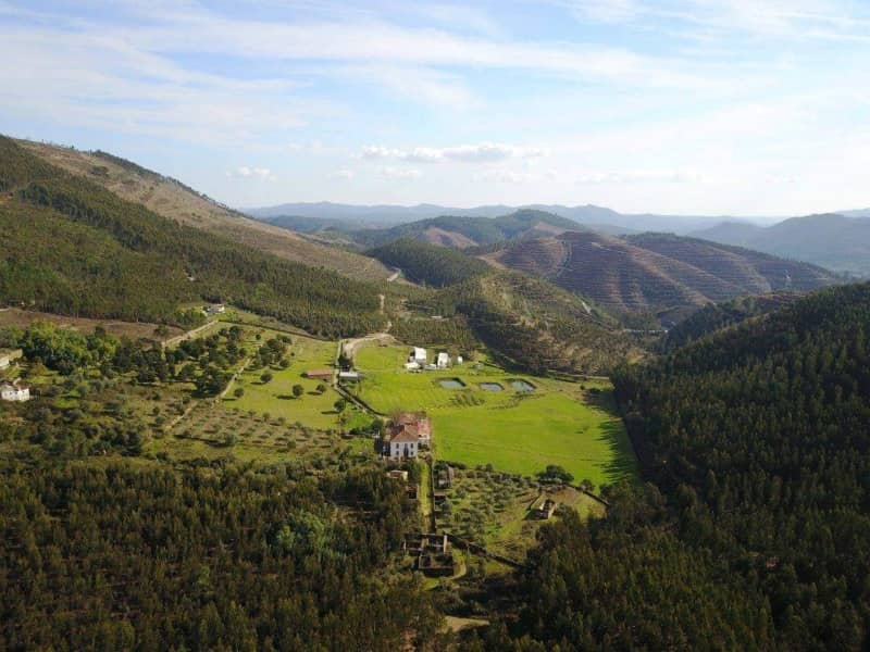 Mountains of Portugal